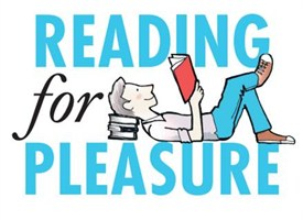 Reading for Pleasure – St Thomas More Catholic Primary School