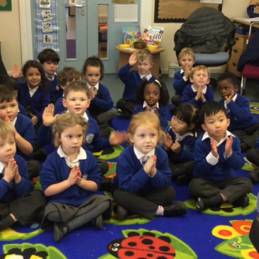 Welcome Video – St Thomas More Primary School Reception Class and Little Tommy's Nursery